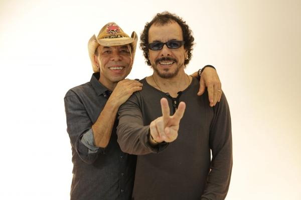 A dupla Chrystian & Ralf se apresentam na Bamboa Brasil (Objetiva Comunicação/Divulgação)