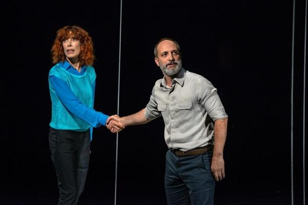 Sergio Mastropasqua e Marília Gabriela se apresentam sob direção de Ulysses Cruz (Caio Gallucci/Divulgação)