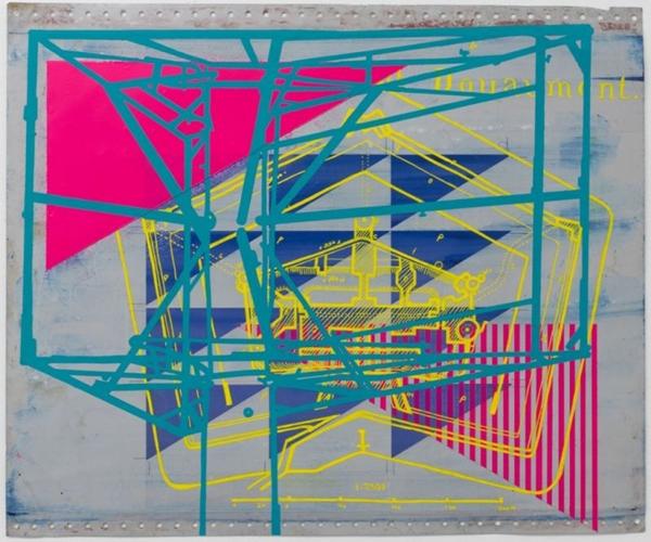 Obras de Pierre Lapalu fazem parte do Coletivo 2E1 (Reprodução/Divulgação)