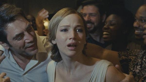 Jennifer Lawrence e Javier Bardem foram elogiados no Festival de Veneza pelas performances em 'Mãe!' (Reprodução/Internet)