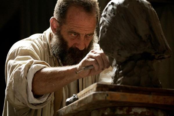 O filme Rodin mostra a paixão entre o artista e Camille Claudel  (Internet/Reprodução)