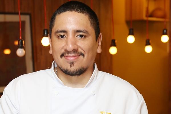 Chef Marco Espinoza, convidado do Mercadinho do Brasília Shopping (Fabrício Rodrigues )