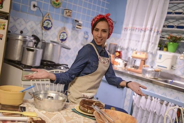 Suryellen, de Duas de mim, é a primeira protagonista de Thalita Carauta no cinema (Reprodução/Internet)