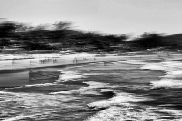 Luciana Heringer busca passar a sensação de Solitude com as fotos da série (Luciana Heringer/Divulgação)
