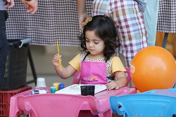 A edição deste sábado do Pátio Varanda conta com programação especial para o dia das crianças (Divulgação)