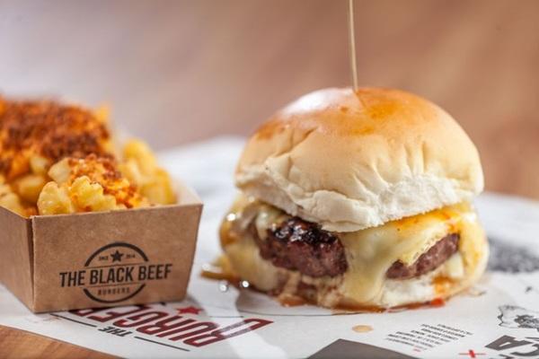 Cheeseburger do The Black Beef: para a alegria da criançada (Rui Nagae/Divulgacao)