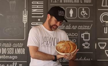 Vai ter (muito!) pão: como o kamut, de origem egípcia (Ana Rayssa/Esp. CB/D.A Press)