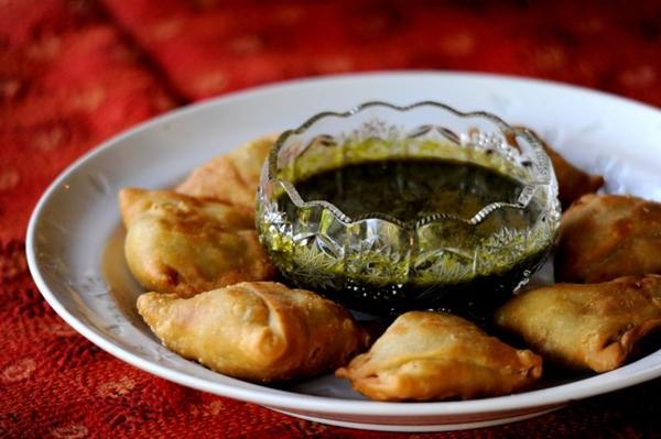 Pratos típicos indianos tomam conta de restaurantes brasilienses (Carlos Vieira/Esp. CB/D.A Press)
