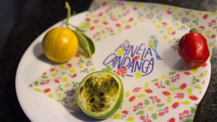 O projeto valoriza os frutos e produtos do cerrado (Mayara Senise/Divulgação)