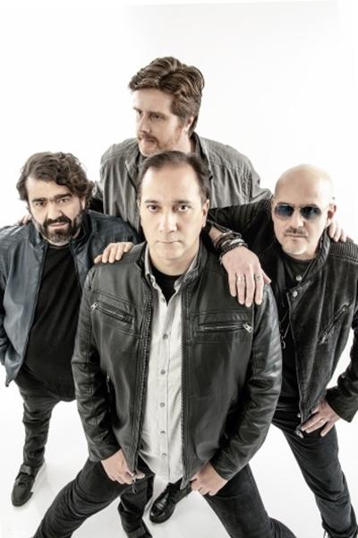 O Biquini Cavadão traz a Brasília faixas do disco mais recente, 'As voltas que o mundo dá' (Divulgação)