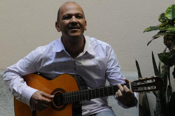 Bosco Fernandes fez carreira em bares do interior da Bahia  ( Zuleika de Souza/CB/D.A Press)
