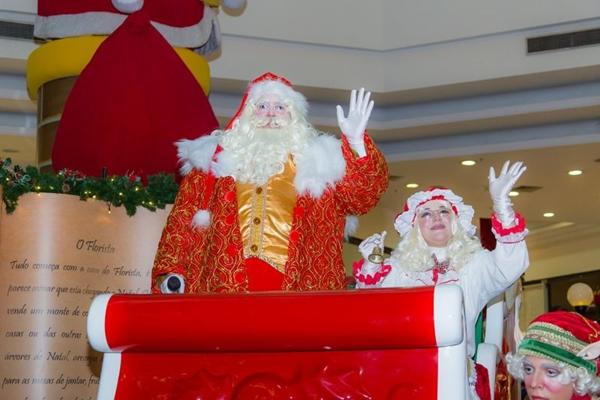 O Papai Noel quer saber: você se comportou bem este ano? (Fabio Mira/Divulgacao)