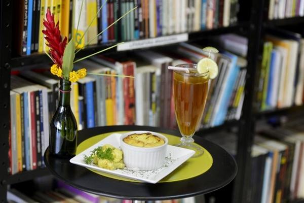 Livraria, espaço para evento e até café, o Sebinho é um dos pontos que entram com tudo na cultura ( Gustavo Moreno/CB/D.A)