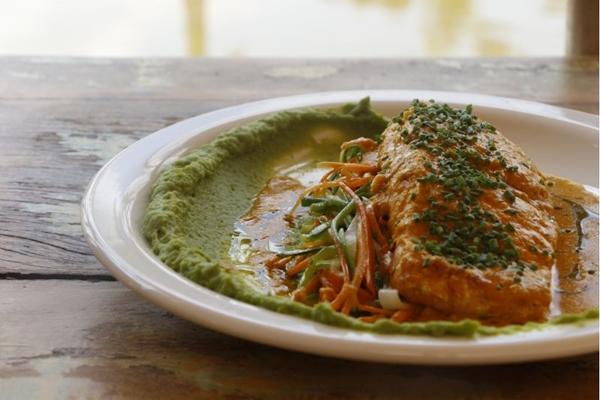 O salmão atende a pedidos por um prato mais leve (Ana Carneiro/Esp. CB/D.A Press)