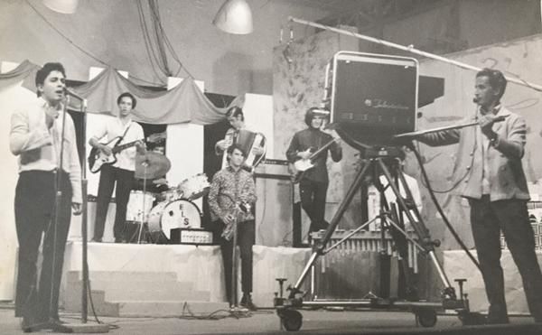 Exposição de fotos mostra a versatilidade da música produzida na capital federal ( Arquivo/Secretaria de Cultura)