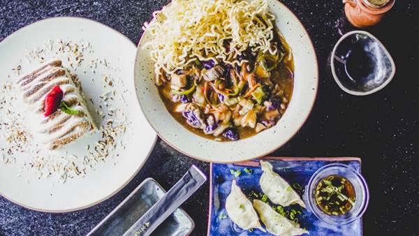 O restaurante de comida japonesa Nikkei oferecerá duas opções de menu  (Daniel Gomes/Divulgação)