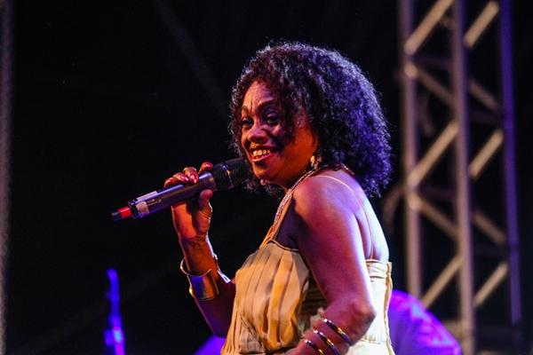 Gloria Bomfim leva o universo do candomblé para os palcos da Caixa  (Anna Vilela/Divulgação)