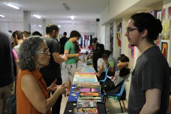A Motim reúne mais de 100 artistas e selos independentes (Gomez Studios/ Divulgacao)