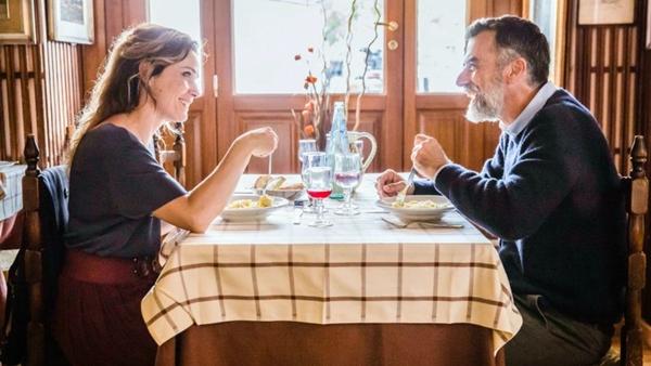Flavio e Claudia revêem a relação depois de sete anos de casados  (Reprodução/CB/D.A Press)