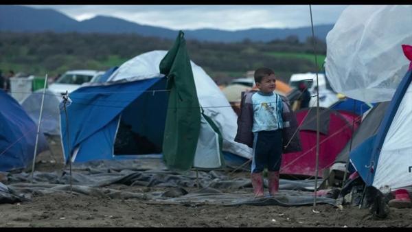 O diretor Ai Weiwei leva a experiência como refugiado às telonas ( Reprodução/Internet)