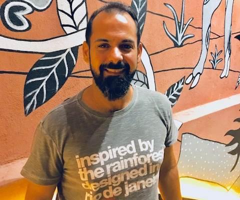 'A nossa ideia é mostrar o Nordeste com um olhar diferente', afirma o chef Onildo Rocha (José Carlos Vieira/CB/D.A Press)