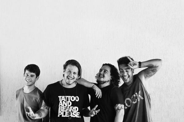 A banda Dona Cislene é uma das atrações do Porão do Rock  (Tropi Press/Divulgação)