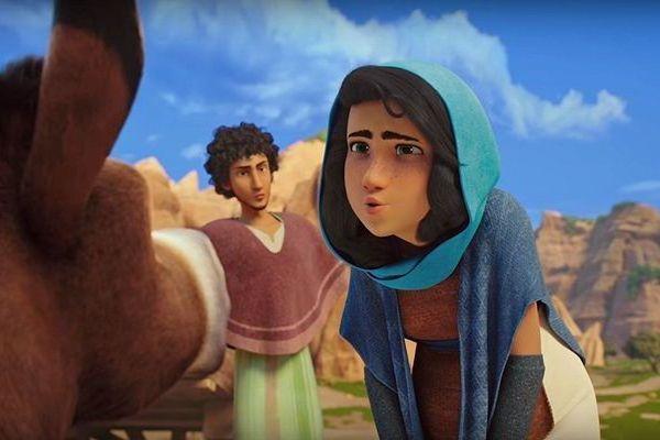 'A estrela de Belém' tem mensagem religiosa e comédia superficial  ( Affirm Films/Divulgacao)