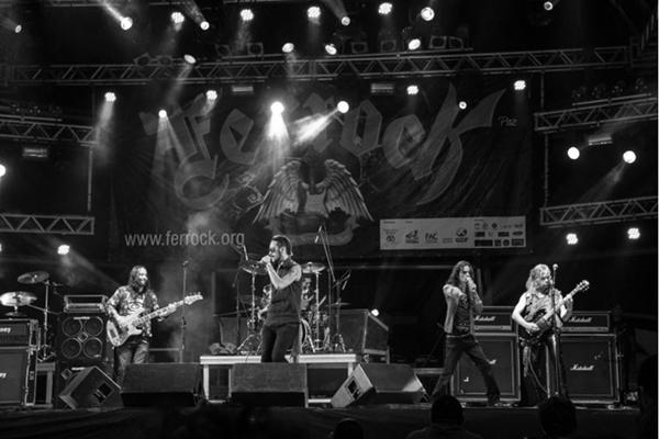 O Festival Ferrock celebra 32 anos de música (Romulo Juracy/Esp.CB)