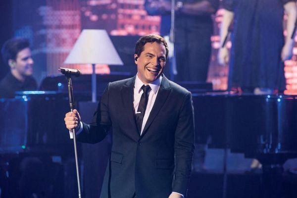 Daniel Boaventura incluiu músicas em espanhol no show (Marcos Hermes/Divulgação)