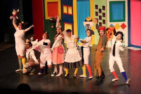 A Actus Produções já reviveu clássicos do teatro como Os Saltimbancos (Bruna Martins/Divulgação)