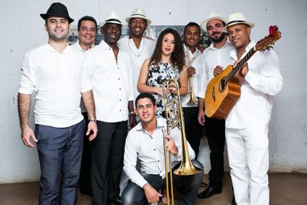 O grupo Sabor de Cuba faz o pré-réveillon do Otramanera Cocina Latina (RenataSamarco/Divulgacao)