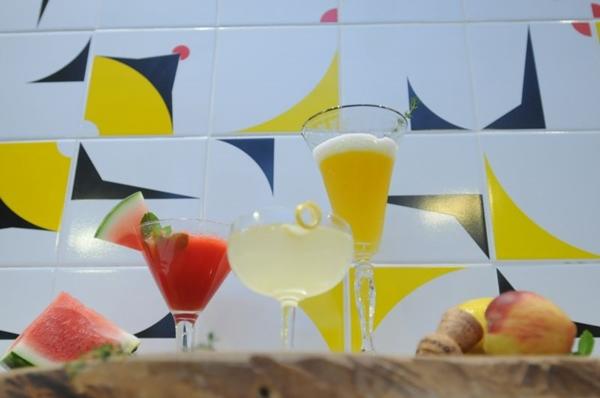 Aprenda a fazer três bebidas diferentes com espumante (Barbara Cabral/Esp. CB/D.A Press)