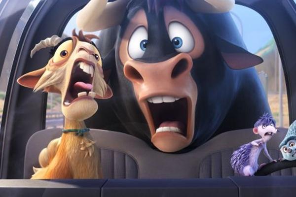 Ferdinando é um touro diferente, avesso a participar de touradas (Fox Film/Divulgacao)