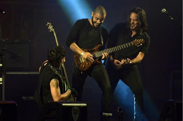 A banda Etno será uma das que agitarão o palco da área externa do CCBB (Marcelo Ferreira)
