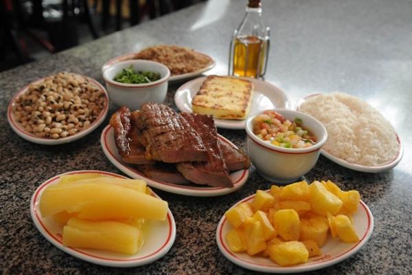 A carne de sol é um preparo que agrada a toda família (Kléber Lima/CB/D.A Press)