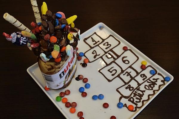 A magnata kids, Petit Cake, é sucesso garantido com a criançada  (Marcelo Ferreira/CB/D.A Press)