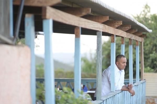 Fabio Martins, da Churrascaria Paranoá: %u201CMuita gente quer conhecer o local onde JK comia%u201D (Carlos Vieira/CB/D.A Press)