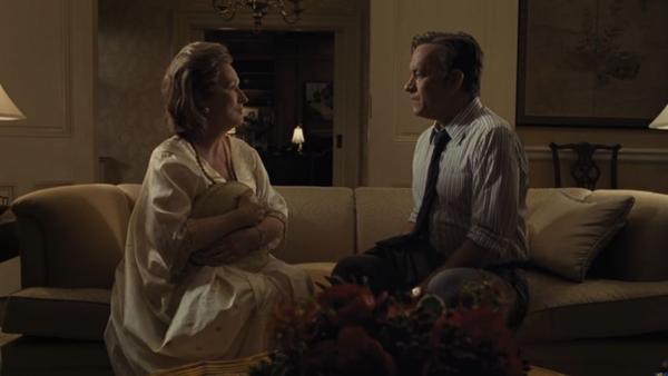 Meryl Streep e Tom Hanks dão vida a eficiente roteiro em longa indicado aos Oscars de melhor filme e melhor atriz  (Reprodução/Internet)