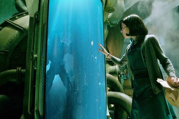A forma da água concorre a 13 Oscar e pode consagrar o diretor Guillermo del Toro (Fox Searchlight Pictures/Divulgacao)