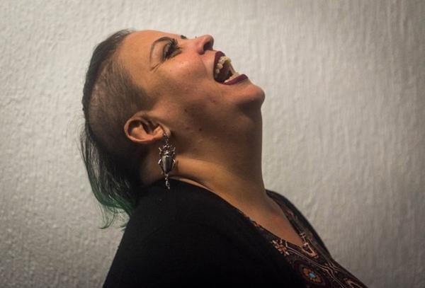 Ana Flavia Garcia entra em cena ao lado de Leonardo Shamah na última edição do Teatro de Férias  (Arquivo Pessoal)