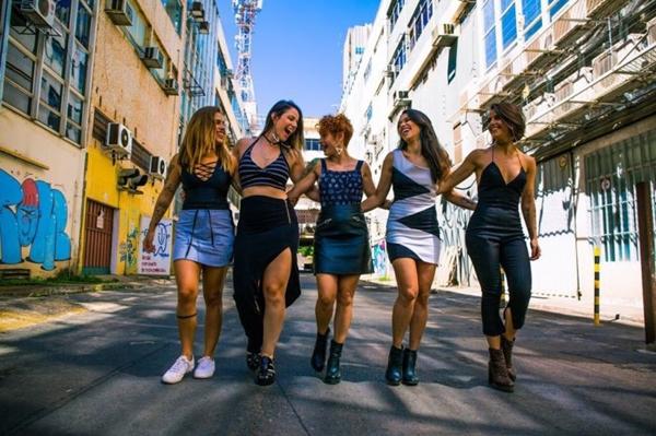 O coletivo M.A.N.A.S se apresenta no projeto 'Sonhos de verão' neste fim de semana (Luara Baggi/Divulgação)