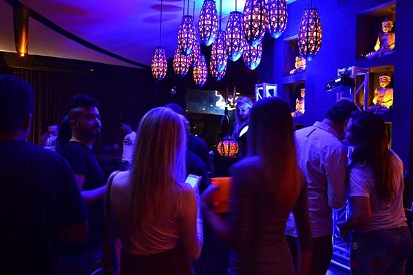 TAJ Bar promete fazer muita folia durante os dias de carnaval  (TAJ/Reprodução )