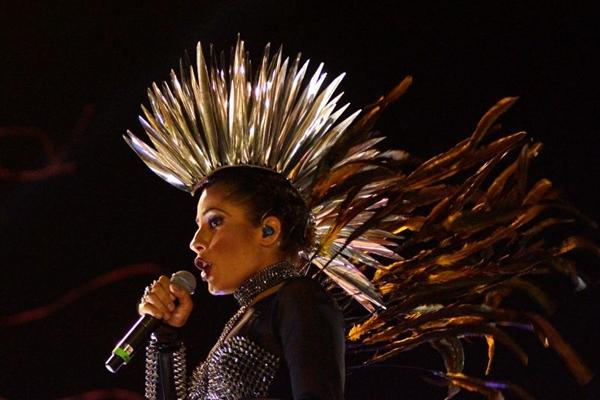 Novo trabalho de Márcia Castro, o disco Treta é definido por ela como %u201Cradical%u201D (Shirley Stolze/Divulgação)