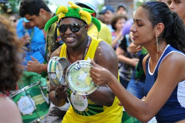Tem festa para todos os gostos na ressaca pós-carnaval (Helio Montferre/Esp. CB/D.A Press)