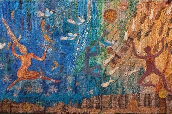 A comunidade dos ribeirinhos é um dos temas da mostra 'Entre rios - Entre nós' (Matizes Dumont/Divulgação)