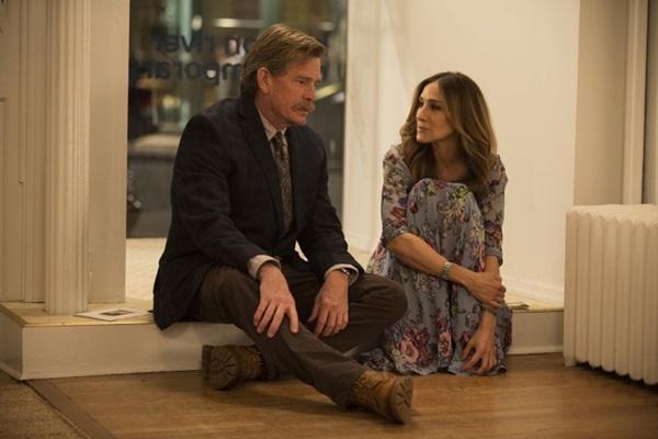 Uma separação ganha contornos dramáticos e cômicos em 'Divorce' (HBO/Divulgação)
