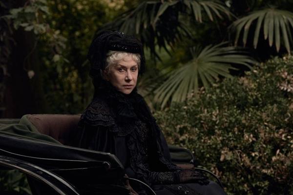 A premiada atriz Helen Mirren está no elenco de 'A maldição da casa Winchester' (Internet/Reprodução)