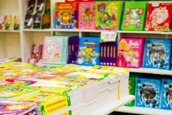 Mais de três mil livros infantis e infanto-juvenis estarão na 7ª Book Lovers Kids (Objetiva Comunicação/Divulgação)