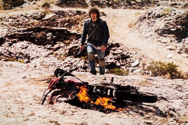 A fotografia de Motorrad chamou a atenção nas sessões em que o longa foi exibido (Reprodução/Internet)