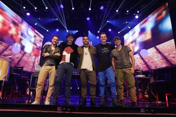 Grupo Inimigos da HP volta a Brasília para show na Stage Music  (Internet/Reprodução)